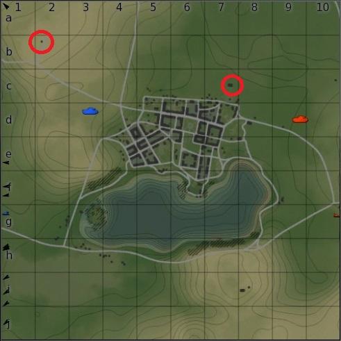 масштабы карт в war thunder