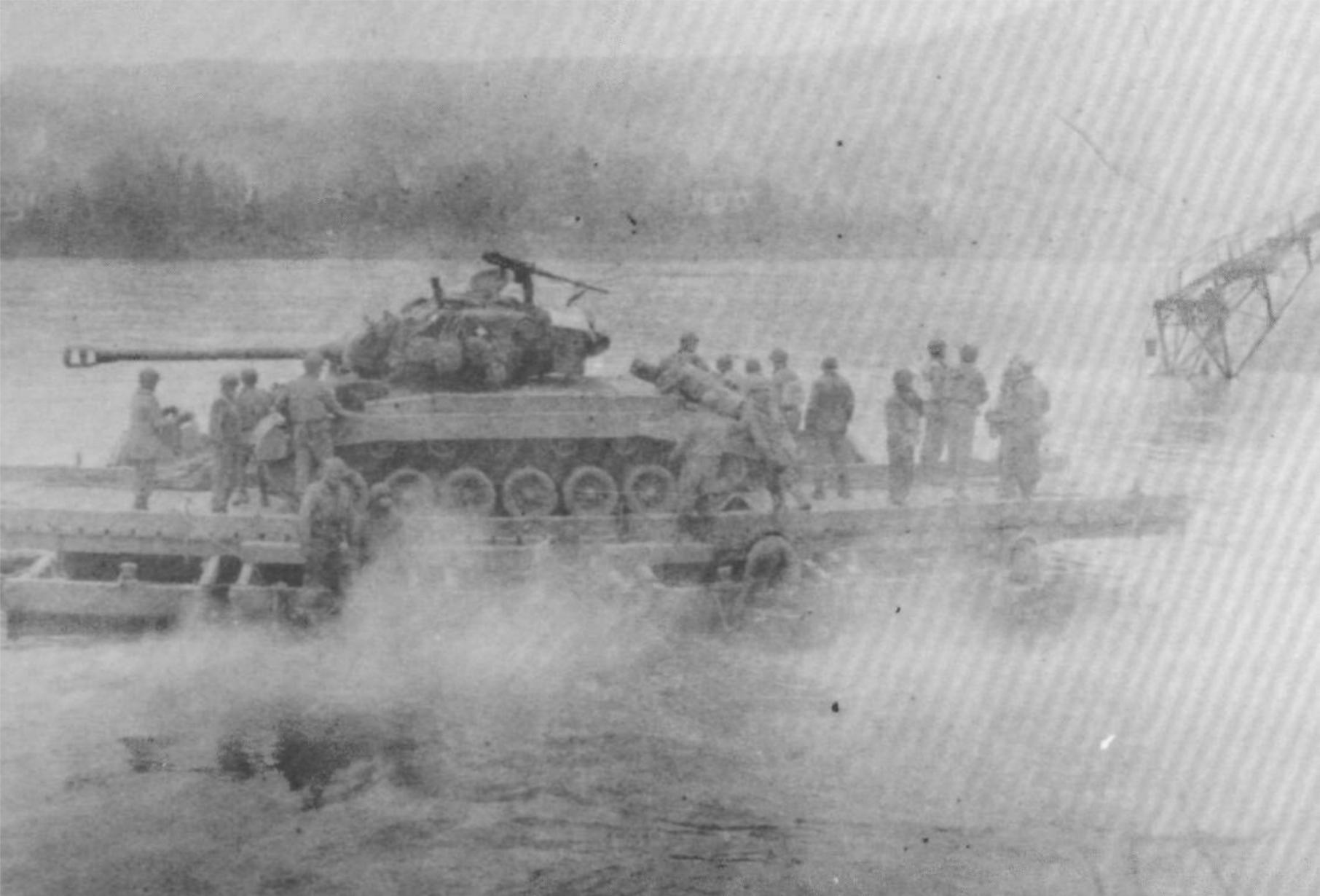 ситуация переход немецких войск через рейн фото уже