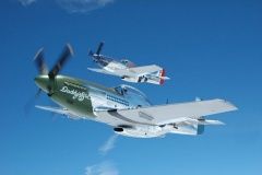P-51D-10 «Daddy's Girl» with P-51D-30 «Cripes A' Mighty».jpg