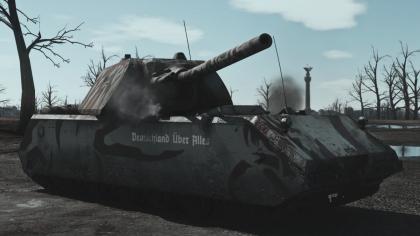 танк маус в вар тандер