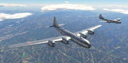 фото самолет ту-4