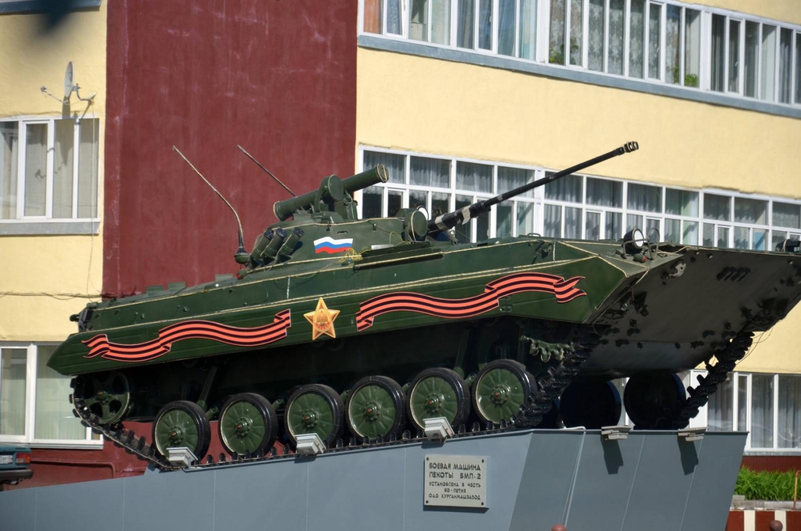 одна фото памятника танка в кургане бёртон