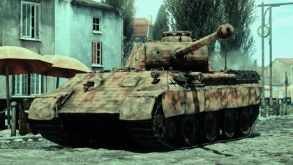 пантера а танк вар тандер